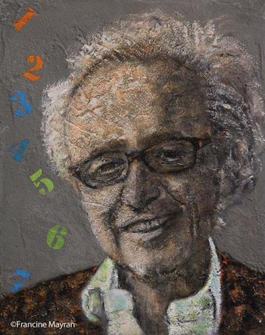 Claude Hampel, </BR>portrait d'un Mensch, plus jeune rescapé du ghetto de Varsovie