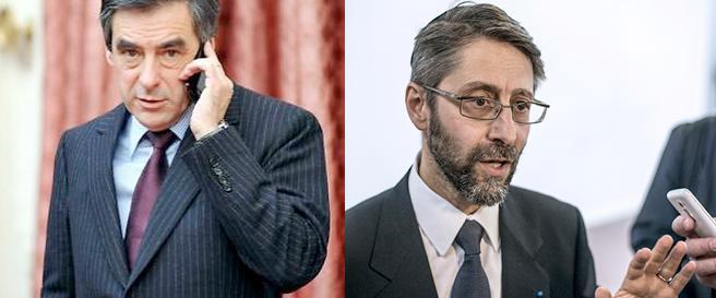 La vraie conversation téléphonique entre</BR> Haim Korsia et </BR>François Fillon