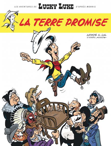 « La Terre Promise », un Lucky Luke à la sauce casher