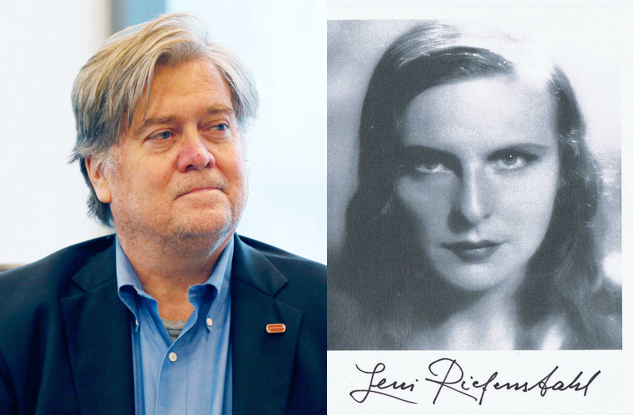Steve Bannon est-il le «nouveau Leni Riefenstahl» ?