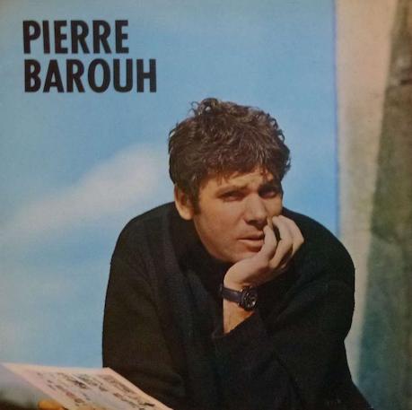 Pierre Barouh, </BR>un homme et des chansons