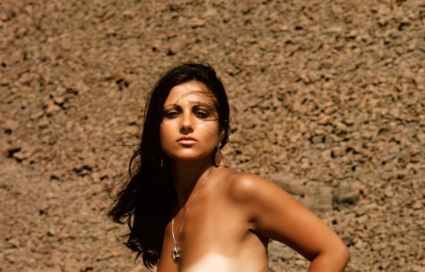 Les belles israéliennes des années 70 dans Playboy