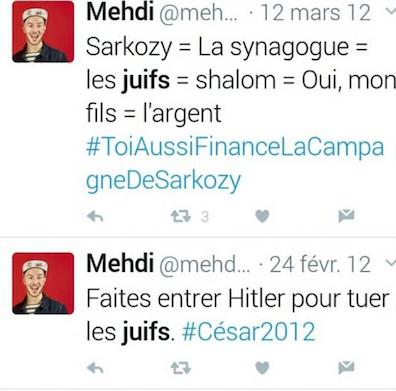 Mehdi Meklat, </BR>le journaliste qui tweetait plus vite que son ombre