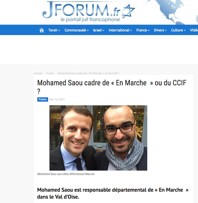Les dessous pas très propres de «l'affaire» Mohamed Saou